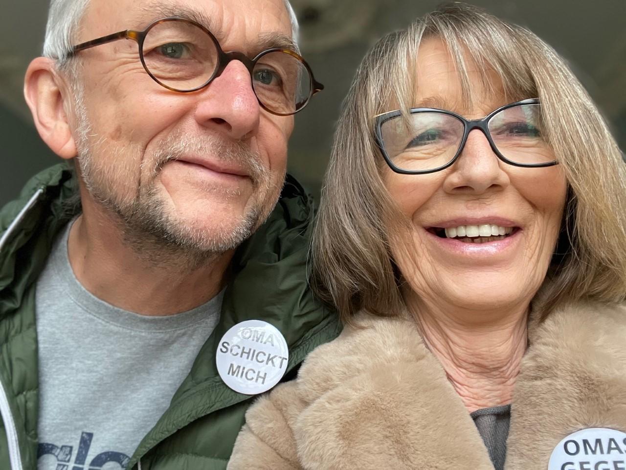Irene und Manfred
